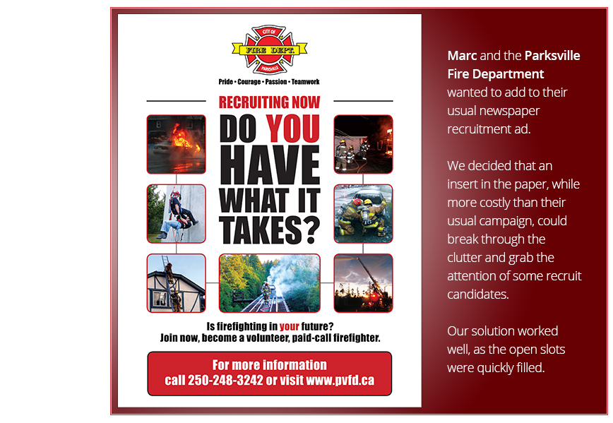 Press - Parksville Fire Department