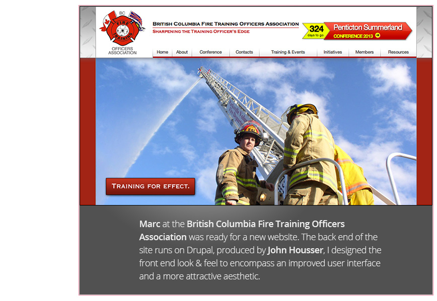 Web - British Columbia Fire Training Officers Association